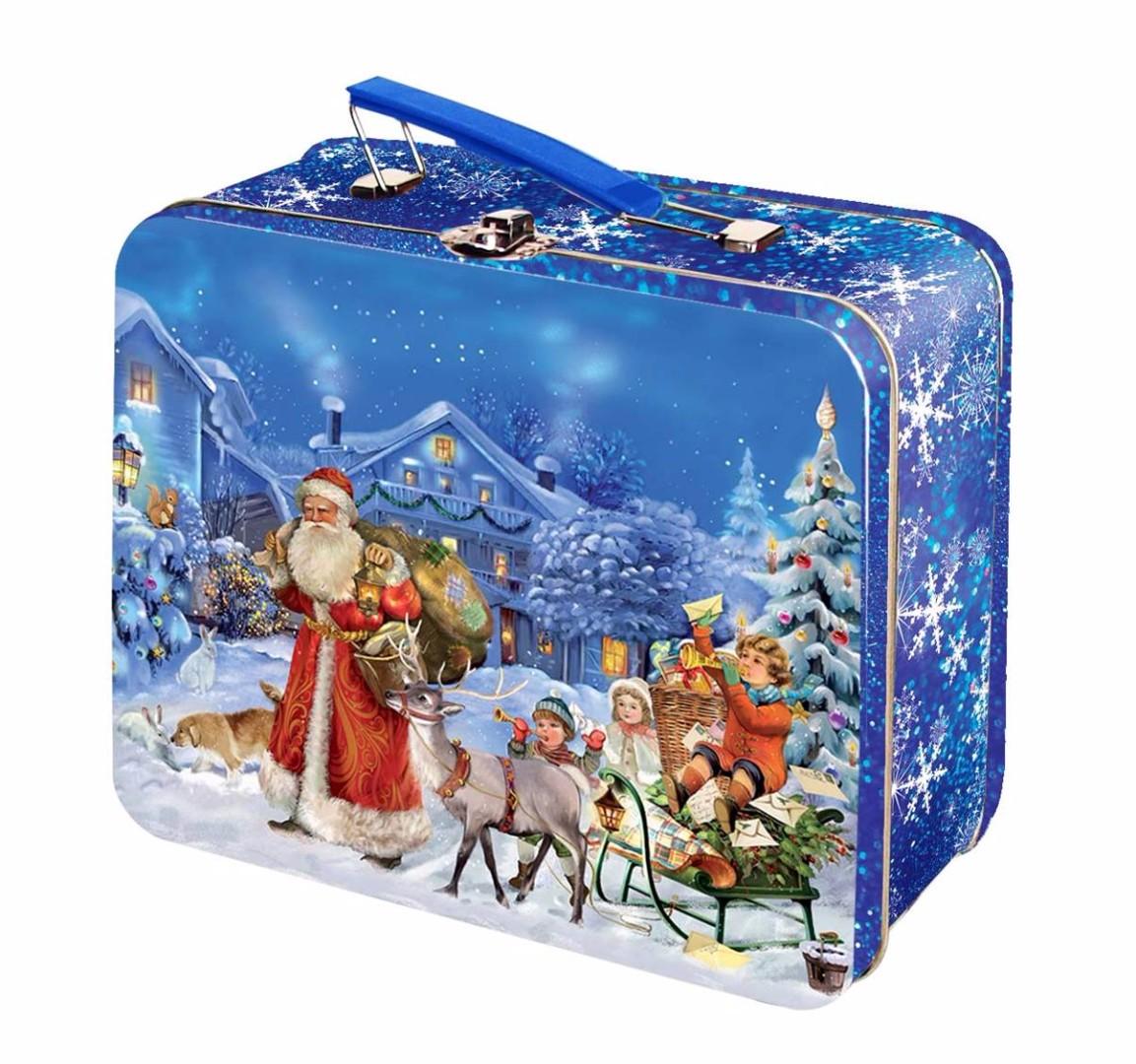 Россия - доставка подарков, подарочных наборов и корзин 27